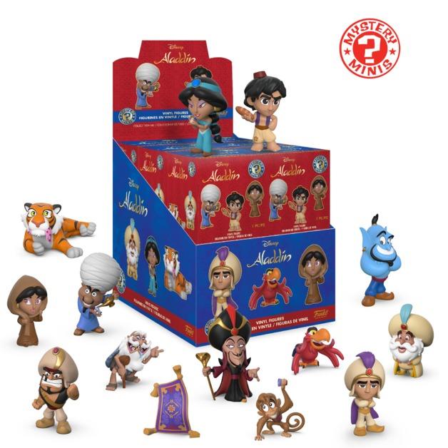 Disney: Aladdin - Mystery Minis - (Blind Box)