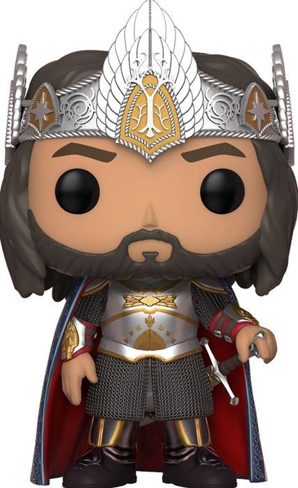 Lord of the Rings - King Aragorn Pop! Vinyl Figure