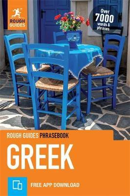 Rough Guides Phrasebook Greek (Bilingual dictionary) by APA Publications Limited