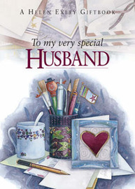 To My Very Special Husband image