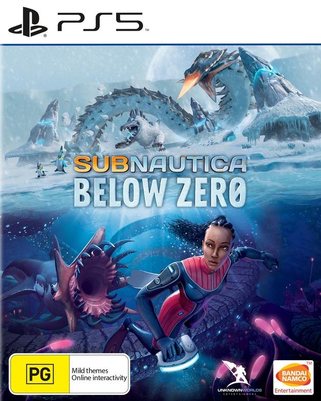 Subnautica Below Zero for PS5