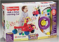 Fisher Price L&L Learning Car image