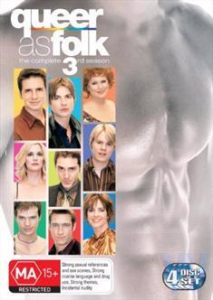 Queer As Folk : The Complete Third Season (4 Disc Set) on DVD