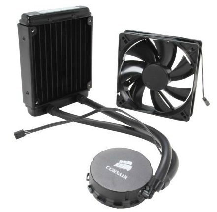120mm Corsair Cooling Hydro Series H55 AIO CPU Cooler