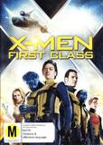 X-Men: First Class DVD