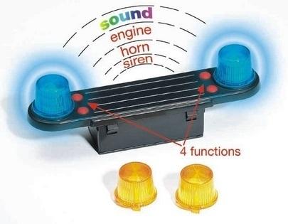 Bruder Light & Sound Module image
