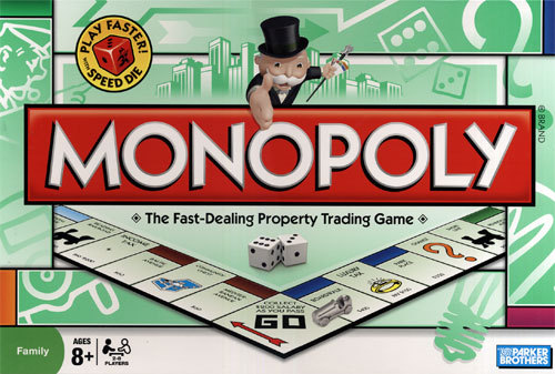 Monopoly Classic (UK Edition)