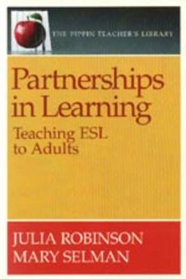 Partnerships in Learning by Julia Robinson image