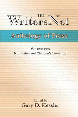 The Writersnet Anthology of Prose by Gary , D. Kessler image
