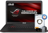"""17.3"""" Asus ROG i7 Laptop with 4GB GTX 960m"""