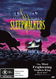 Stephen King's Sleepwalker on DVD