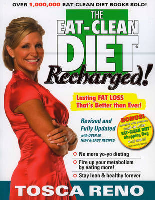 The Eat-clean Diet Recharged by Tosca Reno