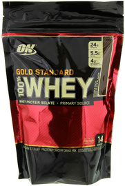Optimum Nutrition Gold Standard 100% Whey - Double Rich Chocolate (454g) image