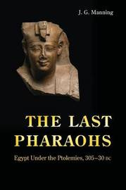 The Last Pharaohs by J.G. Manning