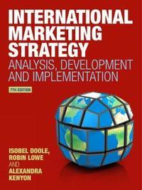 International Marketing Strategy by Alexandra Kenyon