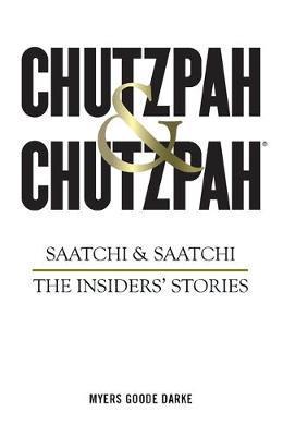 Chutzpah & Chutzpah by Richard Myers