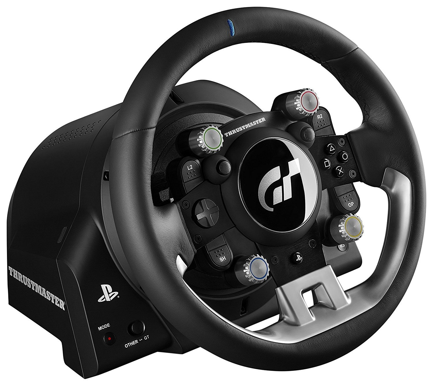 Thrustmaster T-GT Racing Wheel (PS4 & PC) for PS4 image