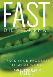 Fast Diet Journal by Speedy Publishing LLC