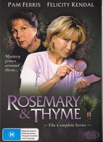 Rosemary And Thyme - The Complete Series: Special Edition (8 Disc Box Set) on DVD