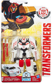 Transformers Robots In Disguise - Combiner Force - Autobot Drift