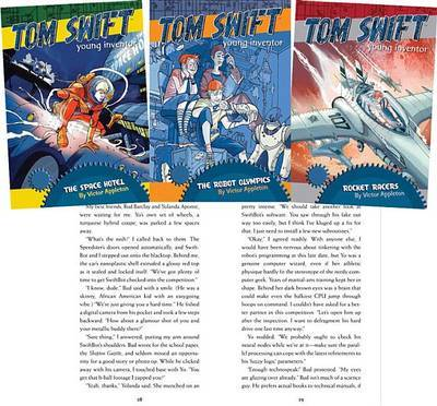 Tom Swift, Young Inventor by Victor Appleton