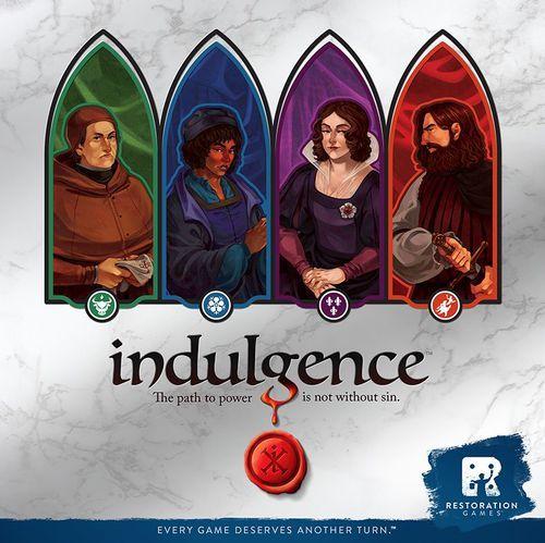 Indulgence - Card Game