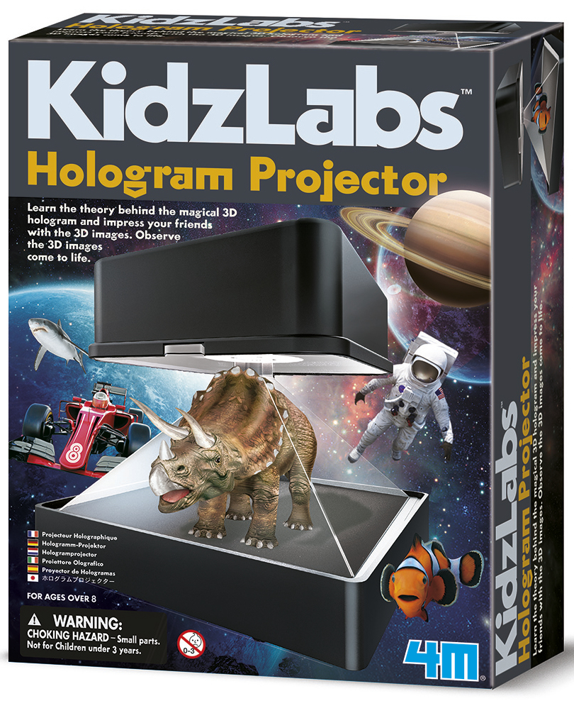 29db7fe34 Kidzlabs - Hologram Projector Kit | Toy | at Mighty Ape Australia