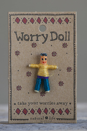 Natural Life: Worry Doll - Boy