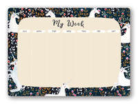 Stay Magical 2020 Weekly Desk Pad