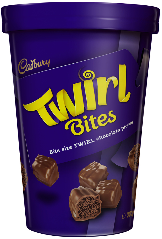 Cadbury: Twirl Bites (300g)