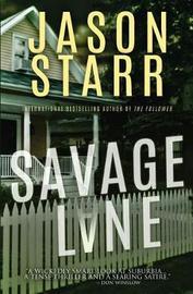Savage Lane by Jason Starr image
