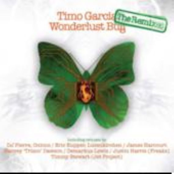 Wonderlust Bug-The Remixes by Timo Garcia
