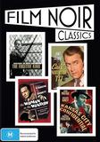 Film Noir Classics (4 Disc Set) DVD