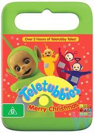 Teletubbies: Merry Christmas DVD