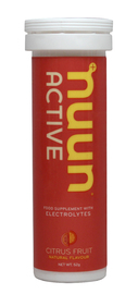 Nuun Active Hydration Tablets Citrus Fruit