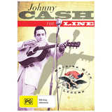 Johnny Cash - The Line: Walking with a Legend (DVD & Bonus CD) on DVD