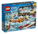 LEGO City: Coast Guard Head Quarters (60167)