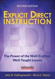 Explicit Direct Instruction (EDI) by John R. Hollingsworth