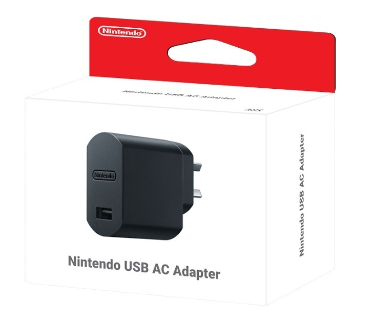 New Nintendo USB AC Adapter for  image