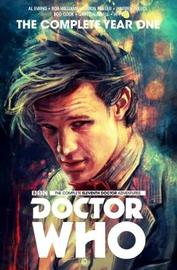 Doctor Who: The Eleventh Doctor Complete Year One by Al Ewing