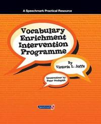 Vocabulary Enrichment Programme by Victoria Joffe