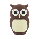 16GB Bone Collection USB Flash Drive - Owl