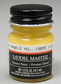 Testors: Enamel Paint - Blue Angels Yellow (Gloss) image