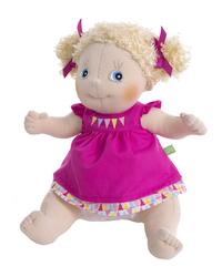 "Rubens Barn: Kids Linnea - 14"" Plush Doll"