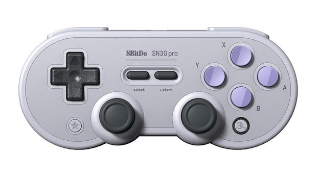 8Bitdo SN30 Pro Bluetooth GamePad (SN Edition) for