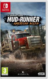 Spintires MudRunner: American Wilds for Switch