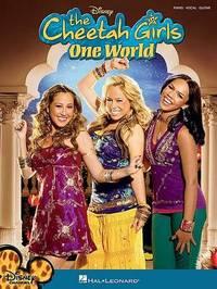 The Cheetah Girls: One World image