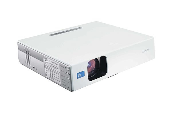 Sony Projector LCD XGA 2000 ANSI Lumens 2.9kg VPLCX70
