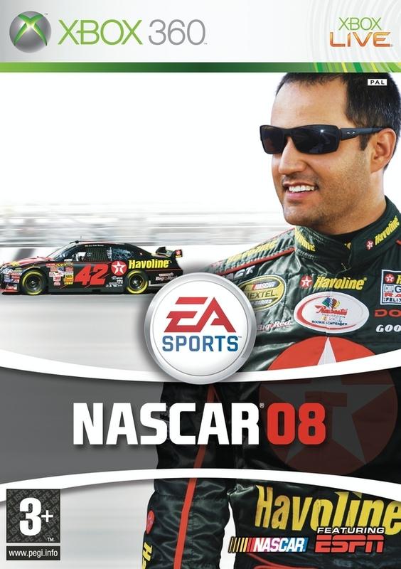 NASCAR 08 for Xbox 360