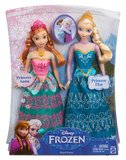 Disney Frozen Royal Sisters Doll (2-Pack)